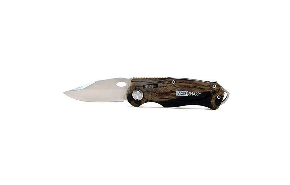 AccuSharp® Folding Sport Knife 704