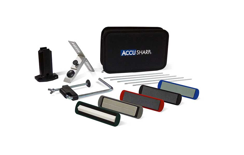 AccuSharp® 5-Stone Precision Knife Sharpening Kit 059