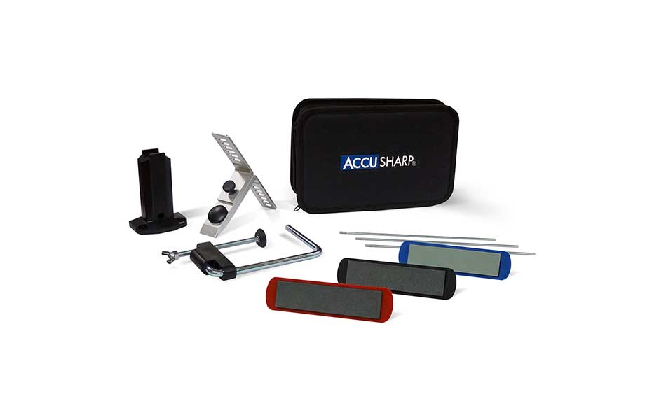 AccuSharp® 3-Stone Precision Knife Sharpening Kit 060