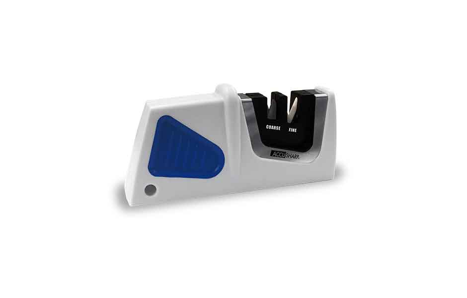 AccuSharp® Compact Pull-Through Knife Sharpener 080