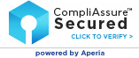 compliassured secured click to verify powered by aperia